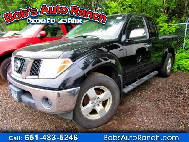 2007 Nissan Frontier LE King Cab 4WD