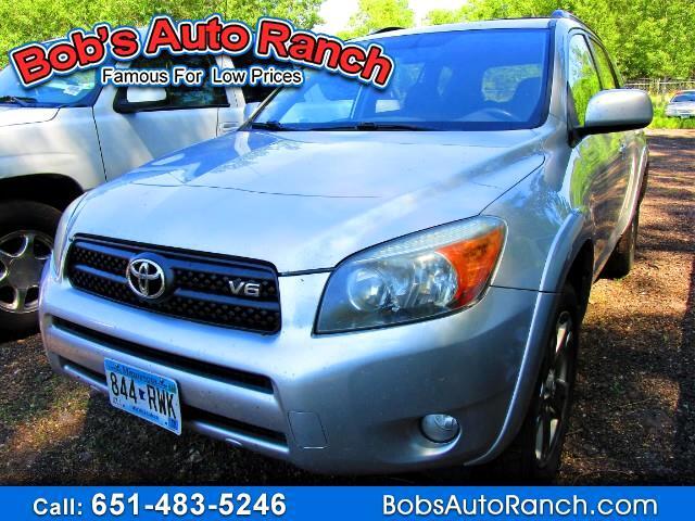 2008 Toyota RAV4 Sport V6 2WD