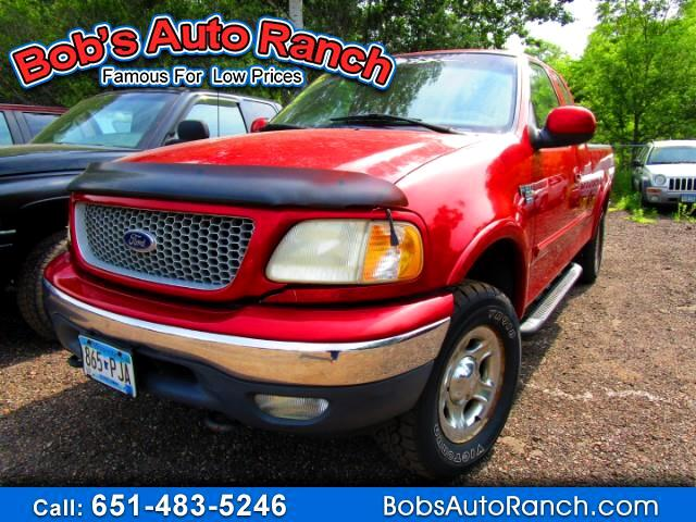 1999 Ford F-150 XLT SuperCab Short Bed 4WD