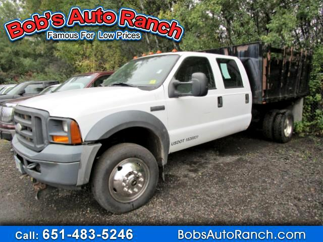 2005 Ford F-450 SD XL Crew Cab 2WD