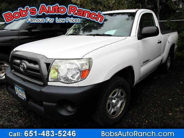 2009 Toyota Tacoma Regular Cab 2WD
