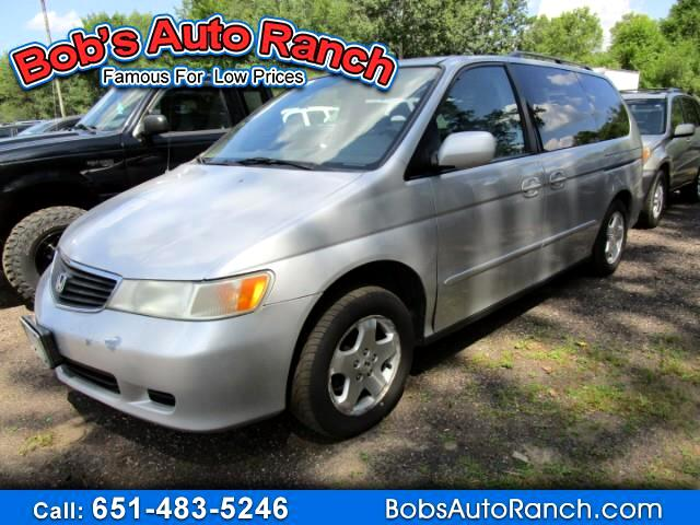 used 2001 honda odyssey ex for sale in lino lakes mn 55014 bobs auto ranch. Black Bedroom Furniture Sets. Home Design Ideas