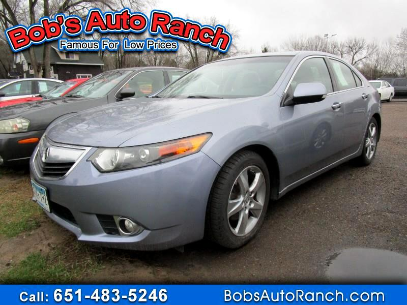2011 Acura TSX 4dr Sdn with Navigation