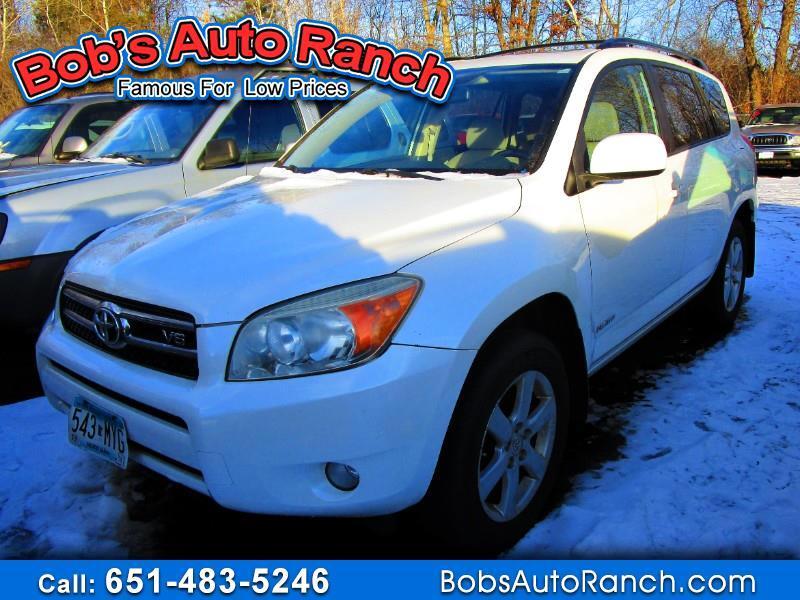 2006 Toyota RAV4 Limited V6 4WD
