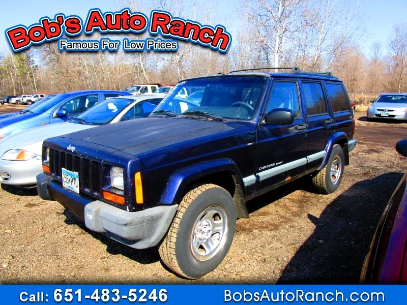 Used 1999 Jeep Cherokee for Sale in Lino Lakes, MN 55014