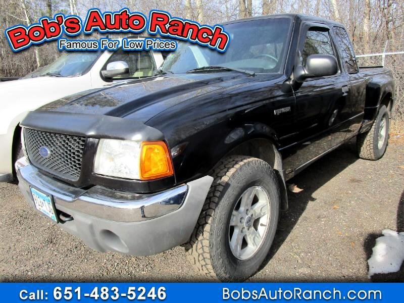 2002 Ford Ranger Edge Plus SuperCab 4WD - 377A