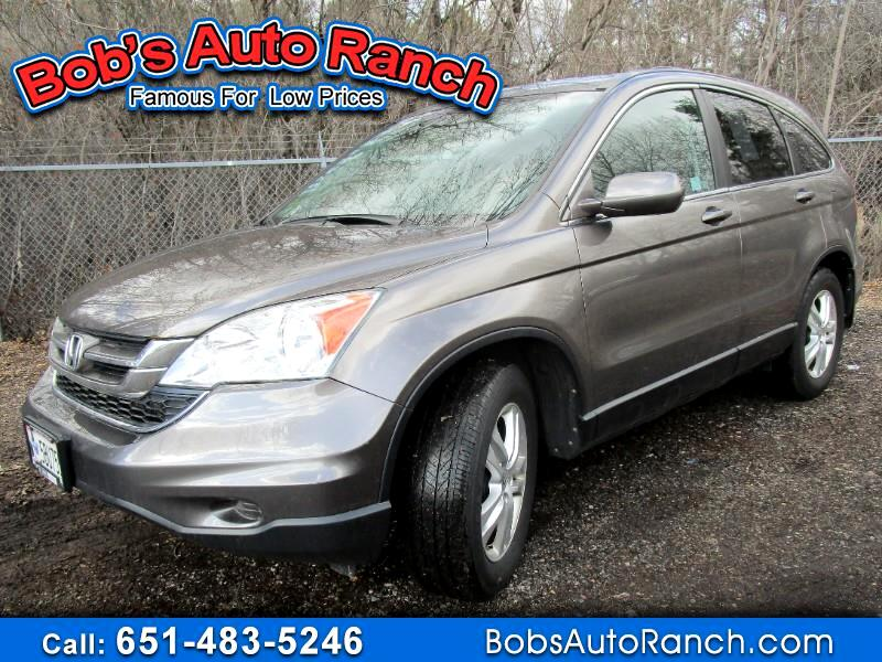 2010 Honda CR-V EX-L 4WD with Navigation