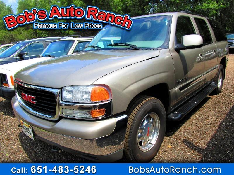 2001 GMC Yukon XL SLT 4WD