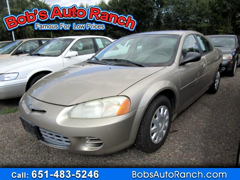 Chrysler Sebring LX Plus Sedan 2003
