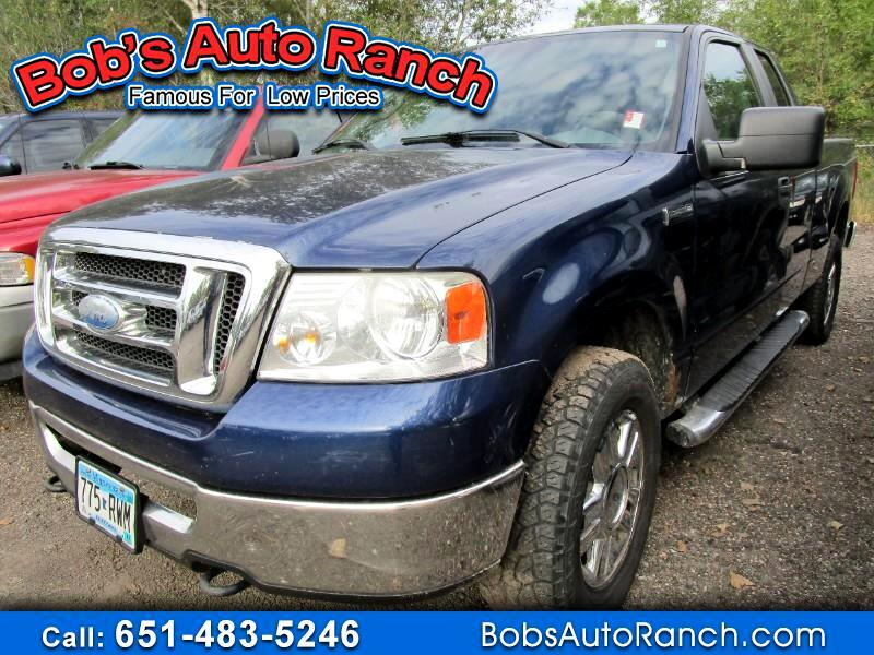 Outstanding Used 2008 Ford F 150 Xlt Supercab 4Wd For Sale In Lino Lakes Machost Co Dining Chair Design Ideas Machostcouk