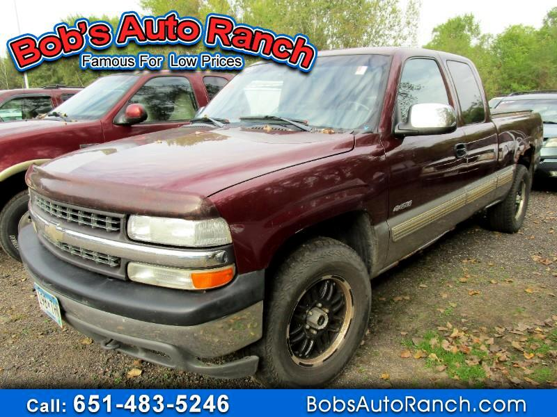 Chevrolet Silverado 1500 Ext. Cab Long Bed 4WD 2001