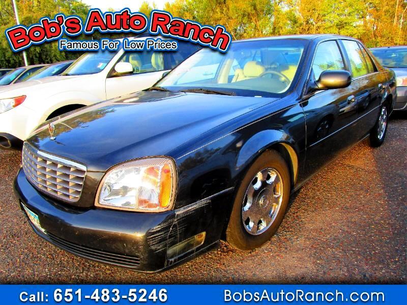 Cadillac DeVille Sedan 2002
