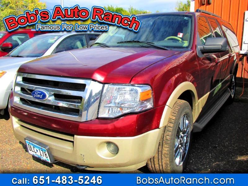 2010 Ford Expedition EL Eddie Bauer 4WD