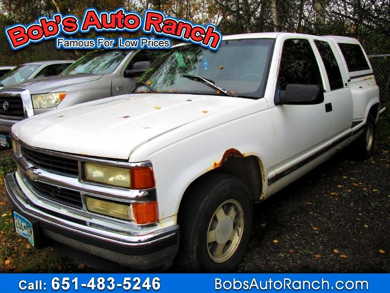 Chevrolet C/K 1500 Ext. Cab 6.5-ft. Bed 2WD 1996
