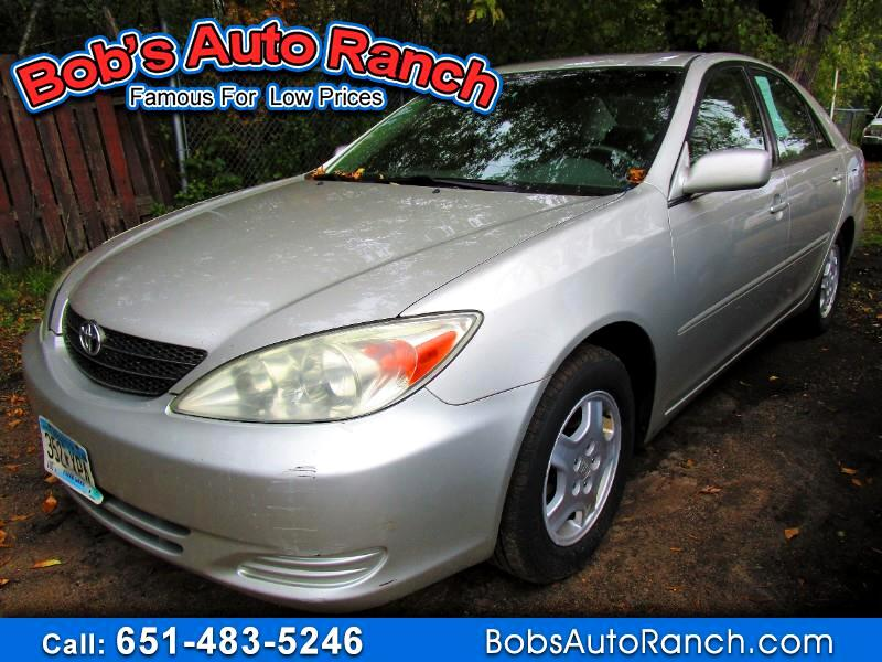 Toyota Camry LE V6 2003