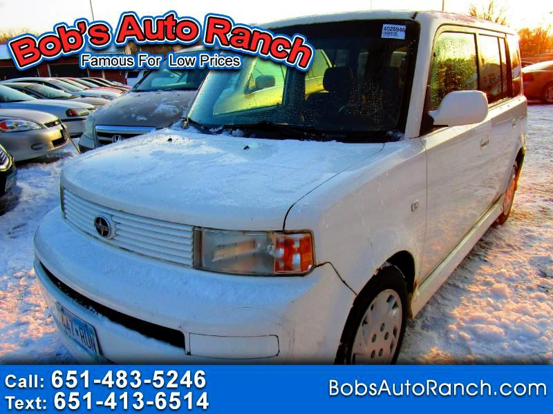 Scion xB 5dr Wgn Auto (Natl) 2006