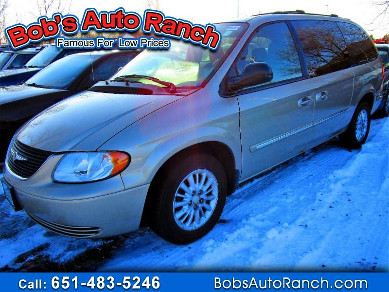 Chrysler Town & Country eX 2004