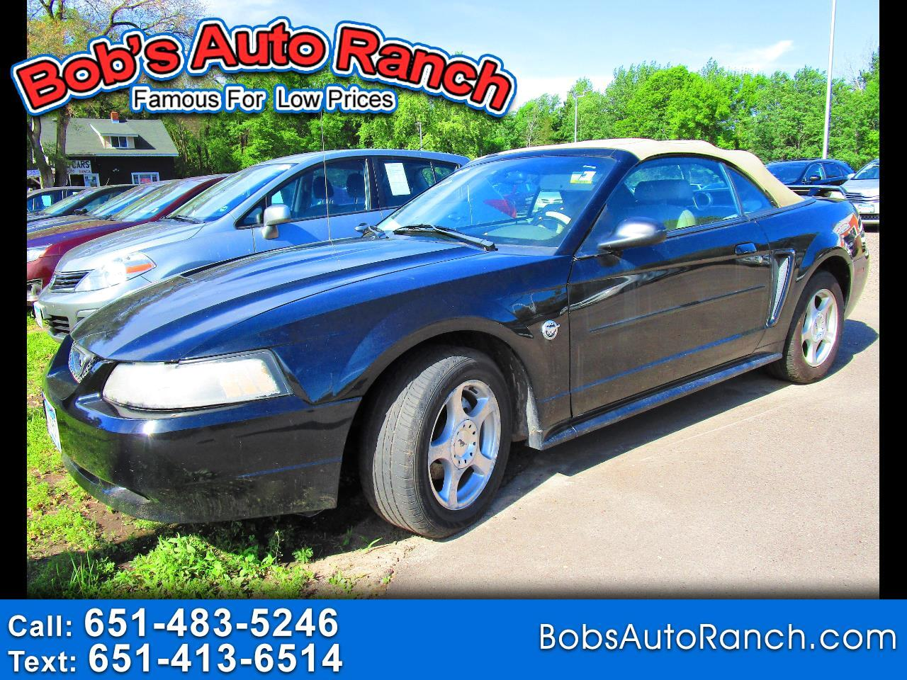 Ford Mustang 2dr Conv Deluxe 2004