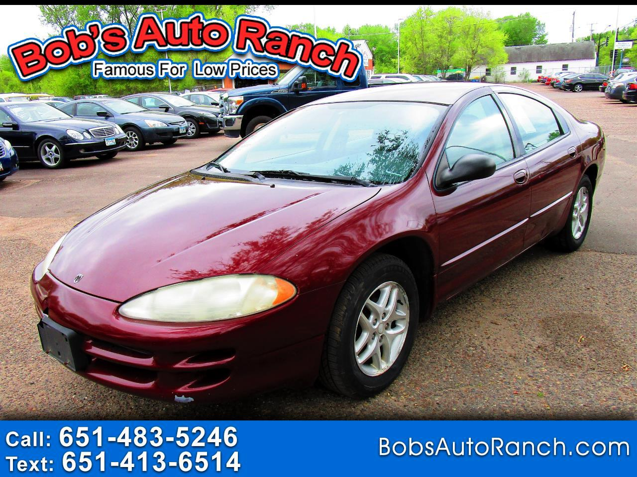 Dodge Intrepid 4dr Sdn SE 2002