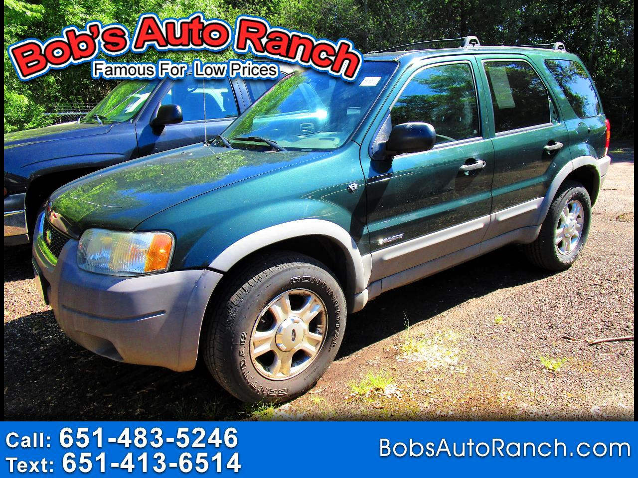 Ford Escape XLT 4WD Sport 2002