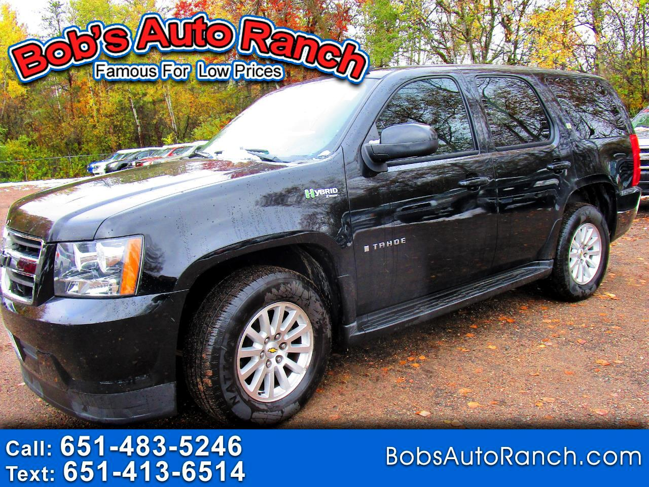 Chevrolet Tahoe Hybrid 4WD 4dr 2009