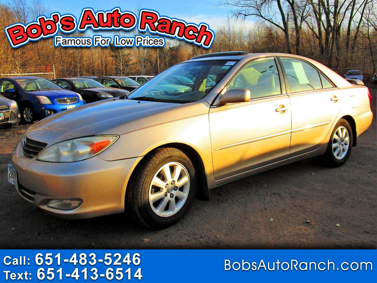 Toyota Camry 4dr Sdn XLE V6 Auto (Natl) 2003