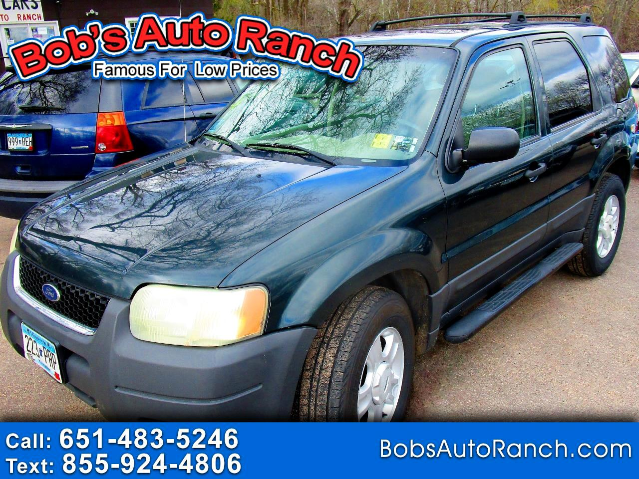 """Ford Escape 4dr 103"""" WB XLT 4WD 2004"""