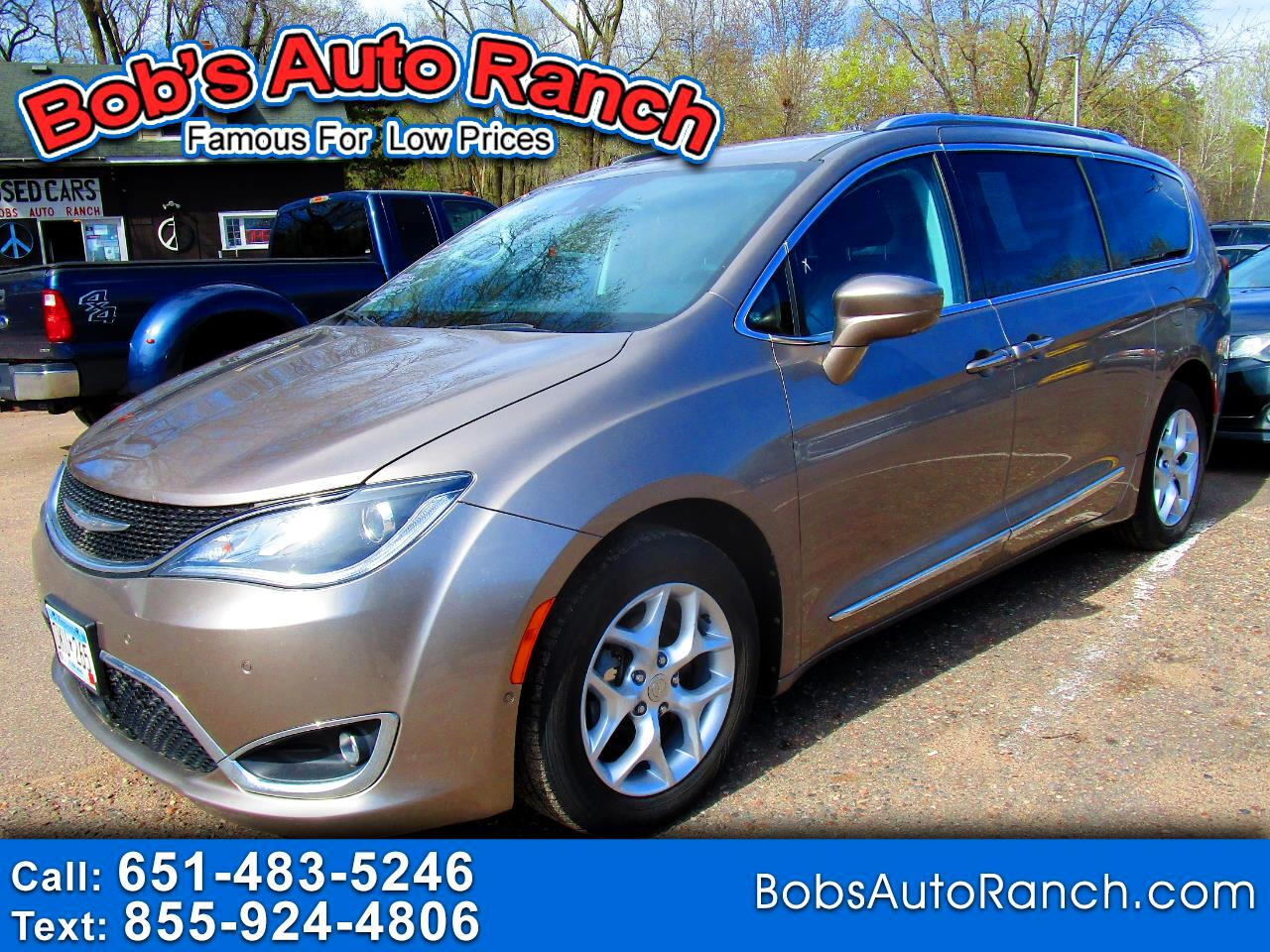 Chrysler Pacifica Touring-L Plus FWD 2017