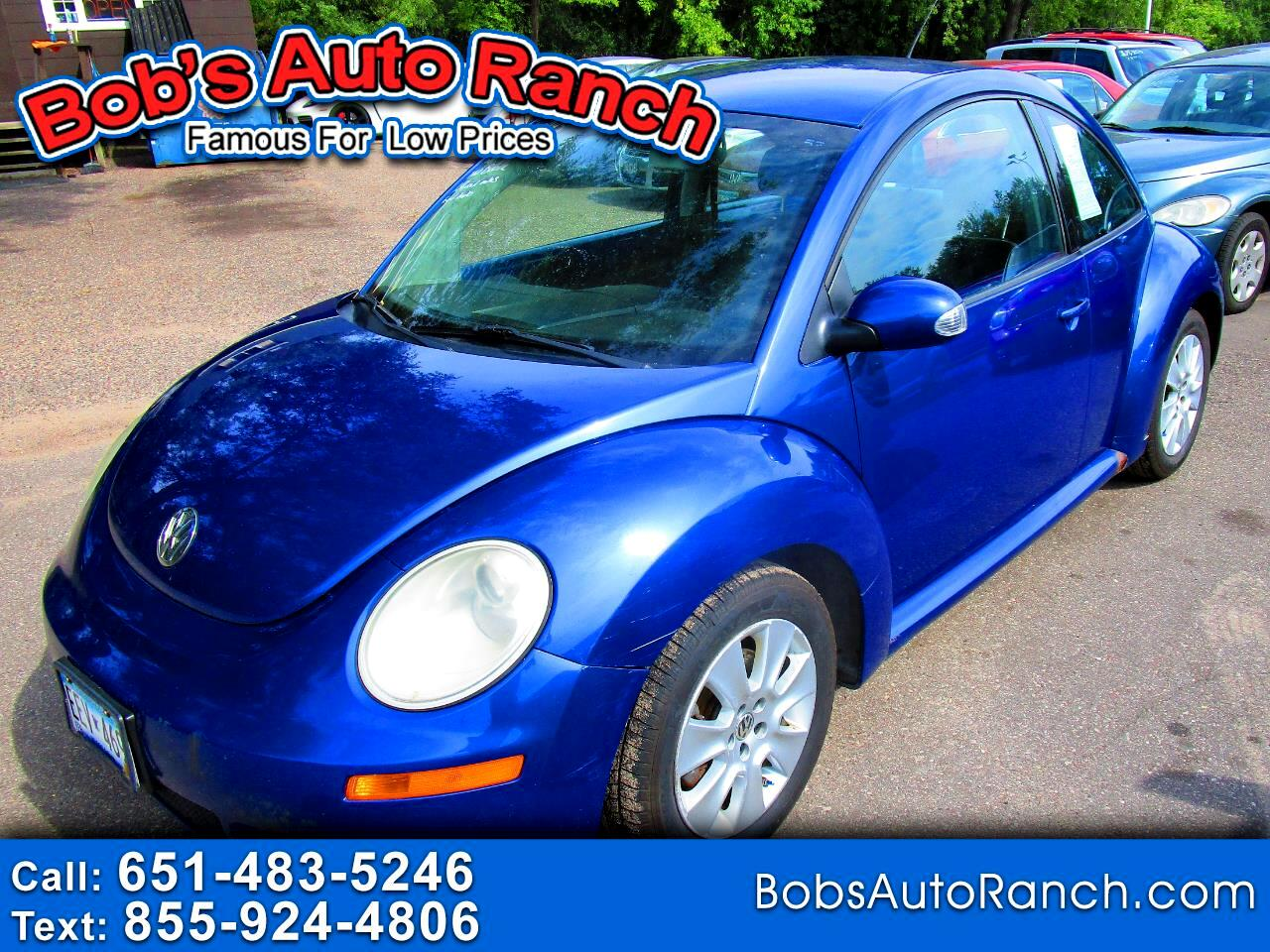 Volkswagen New Beetle Coupe 2dr Auto S 2008