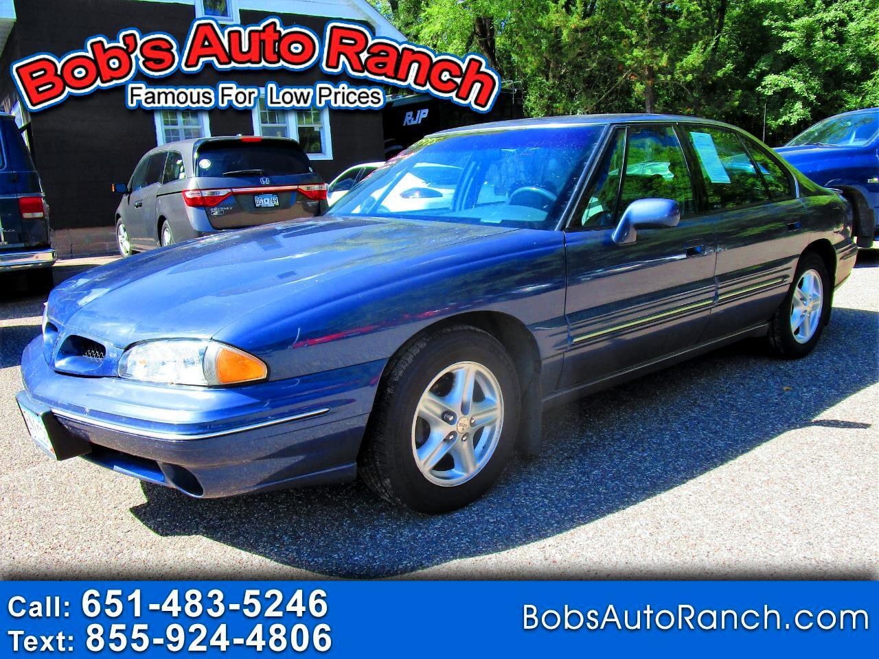 Pontiac Bonneville 4dr Sdn SE 1996