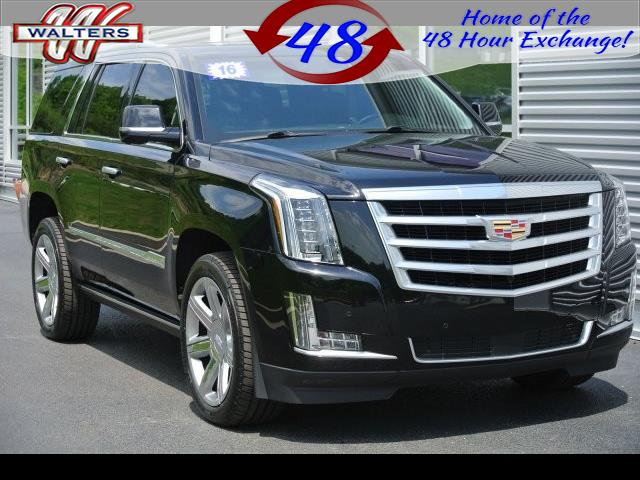 2016 Cadillac Escalade 4WD 4dr Premium Collection