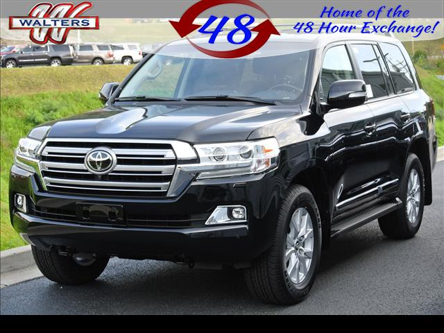 2019 Toyota Land Cruiser 4WD (Natl)