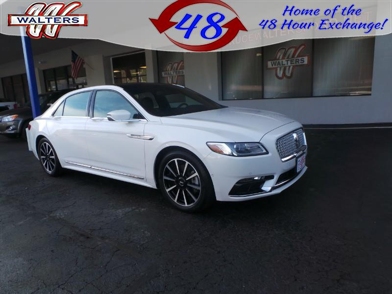 2017 Lincoln Continental Reserve AWD
