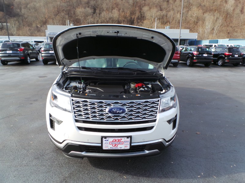2019 Ford Explorer Platinum 4WD