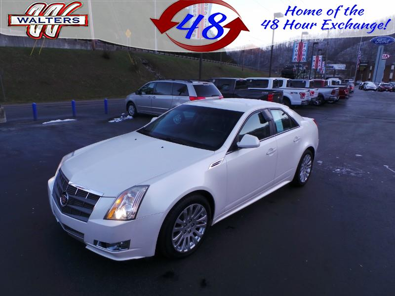 2010 Cadillac CTS 4dr Sdn 3.6L Performance RWD