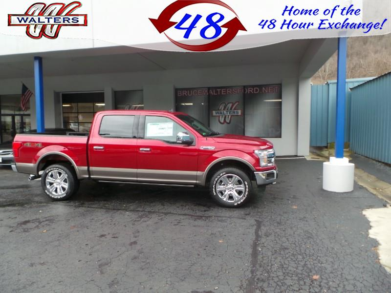 2019 Ford F-150 4WD SuperCrew 145