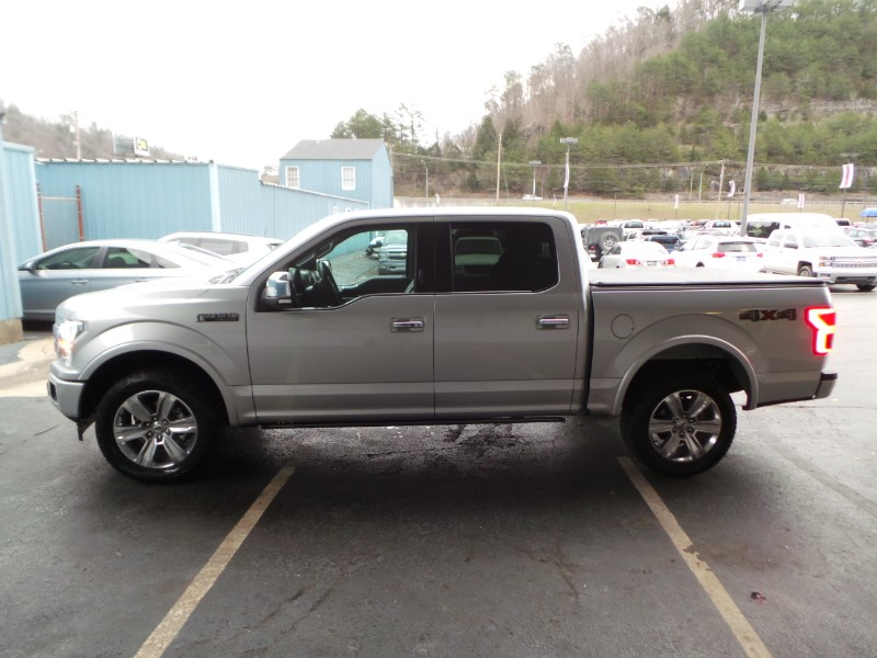2018 Ford F-150 4WD SuperCrew 145