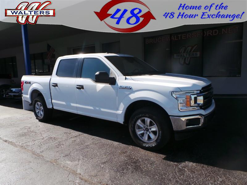 2018 Ford F-150 XL 4WD SuperCrew 5.5' Box