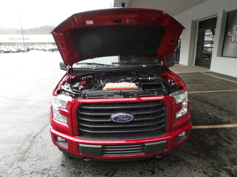 2017 Ford F-150 XL 4WD SuperCrew 5.5' Box