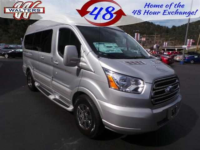 "2017 Ford Transit T-150 130"" Low Rf 8600 GVWR Swing-Out RH Dr"