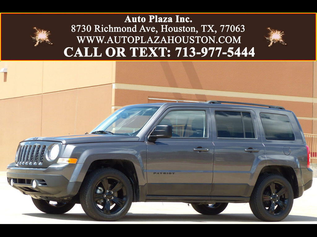 2015 Jeep Patriot Altitude 2WD