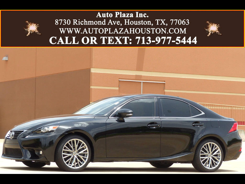 2015 Lexus IS 350 RWD