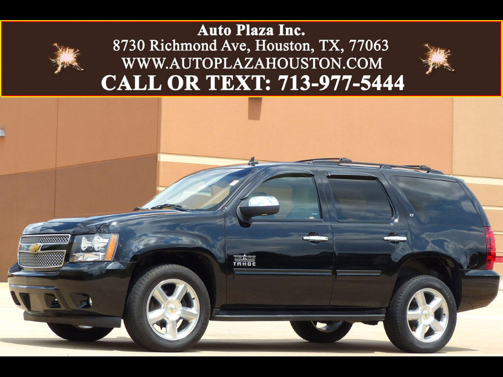 2013 Chevrolet Tahoe LT Texas Edition