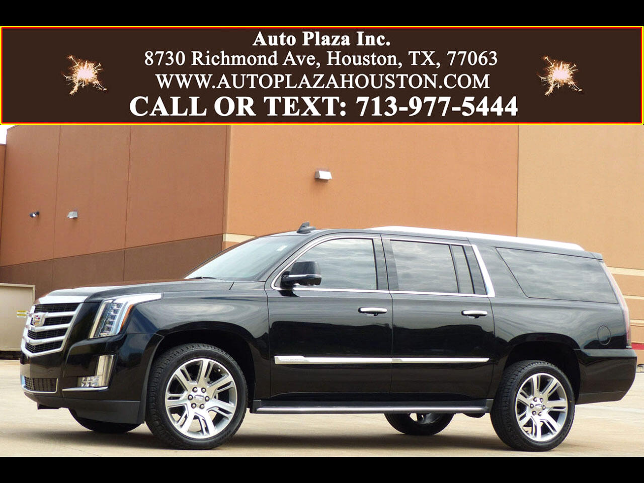 2016 Cadillac Escalade ESV 2WD Luxury