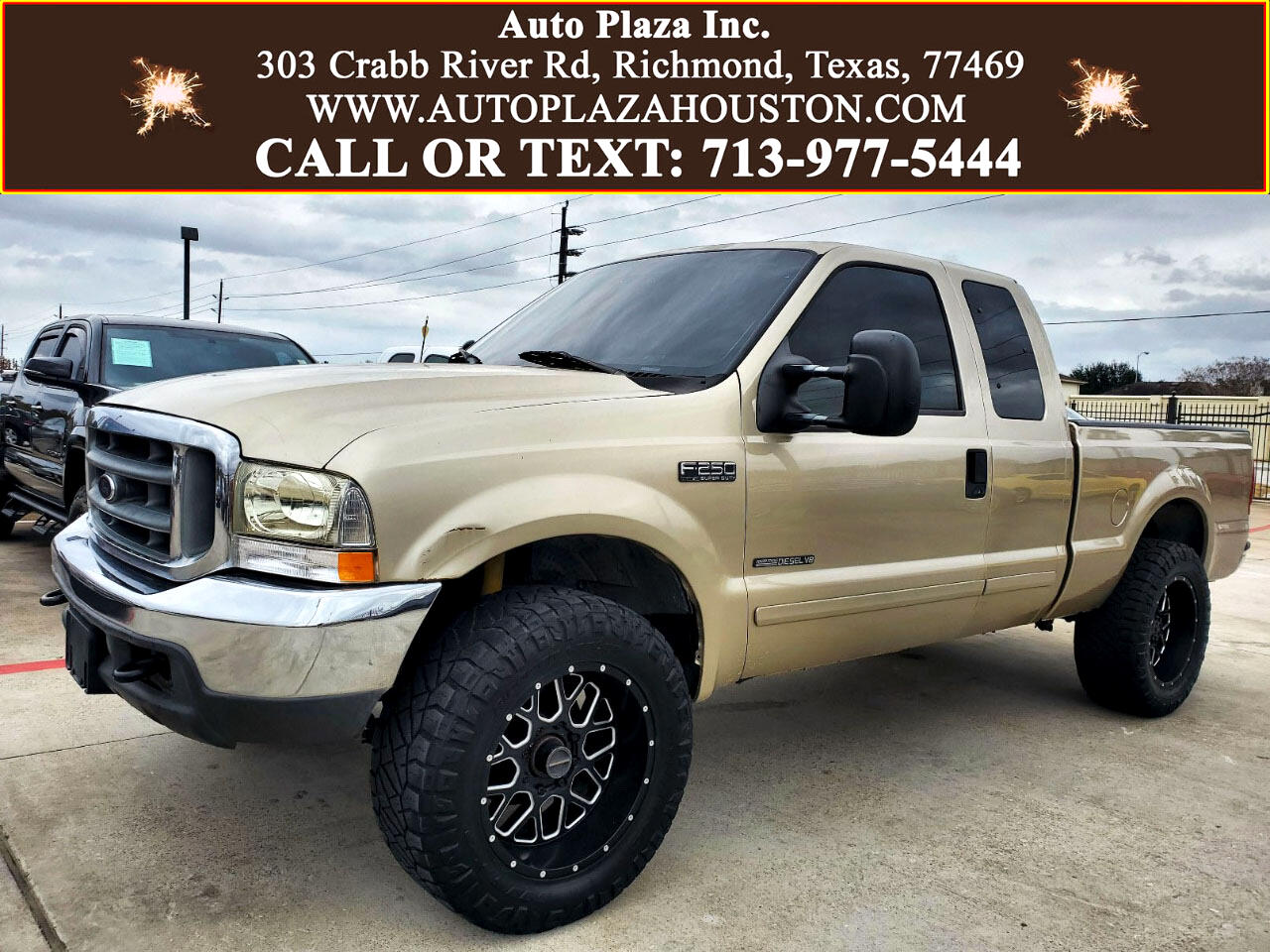 Ford F-250 SD Lariat SuperCab Short Bed 4WD 2001