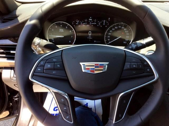 2018 Cadillac CT6 Luxury AWD