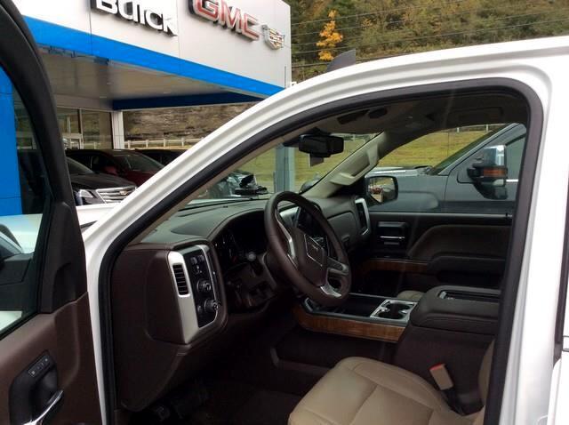 2018 GMC Sierra 1500 SLT