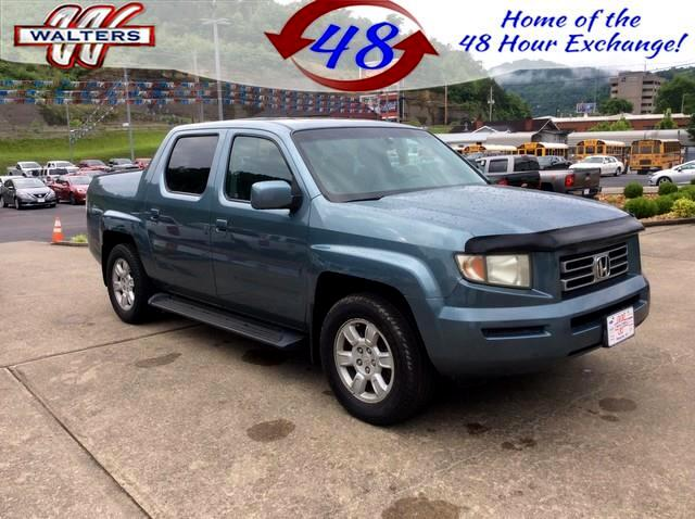 2006 Honda Ridgeline RTL with MOONROOF