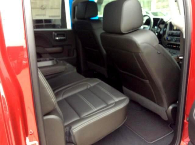 2019 GMC Sierra 2500HD 4WD Crew Cab 153.7 Denali