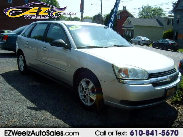 2004 Chevrolet Malibu Maxx LS